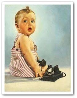 ... E O TELEFONE TOCA!