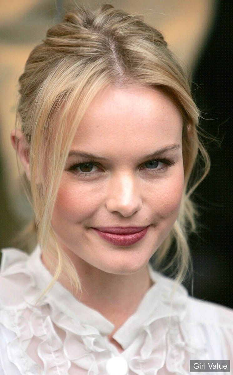 kate bosworth beautiful eyes in white dress