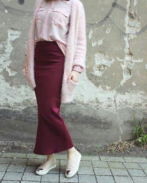 Flowy And Cute Hijab Outfits Hijab Fashion Muslimah Fashion Islamic Fashion