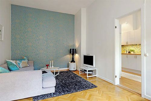 Kleine woonkamer inrichten | Huis-inrichten.com | Woonkamer nieuwe ...