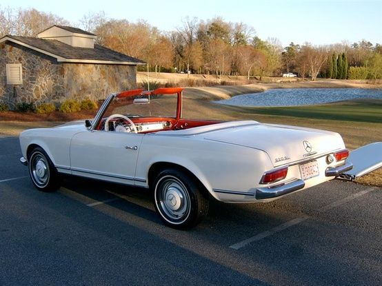 Mercedes SL Cabrio: Mercedes-Benz 230 SL Cabriolet >> Available in Cote d'Azur, French Alps and Paris!