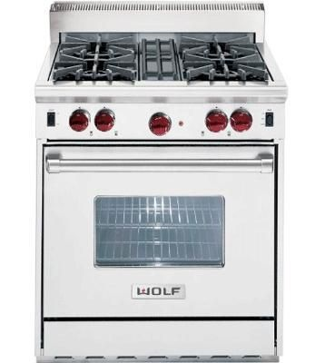 The Wolf R304 4 Burners 30 Is My Dream Gas Range What