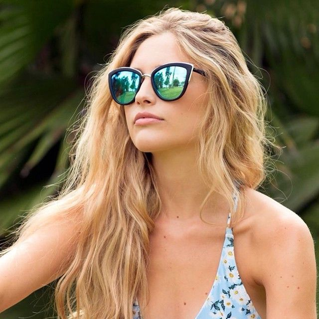8eda0d9ab4ba Quay My Girl Black / Blue Sunglasses | Fashion | Accessories!!! Bags ...
