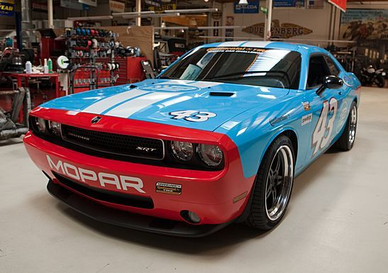 Richard Petty Dodge Challenger