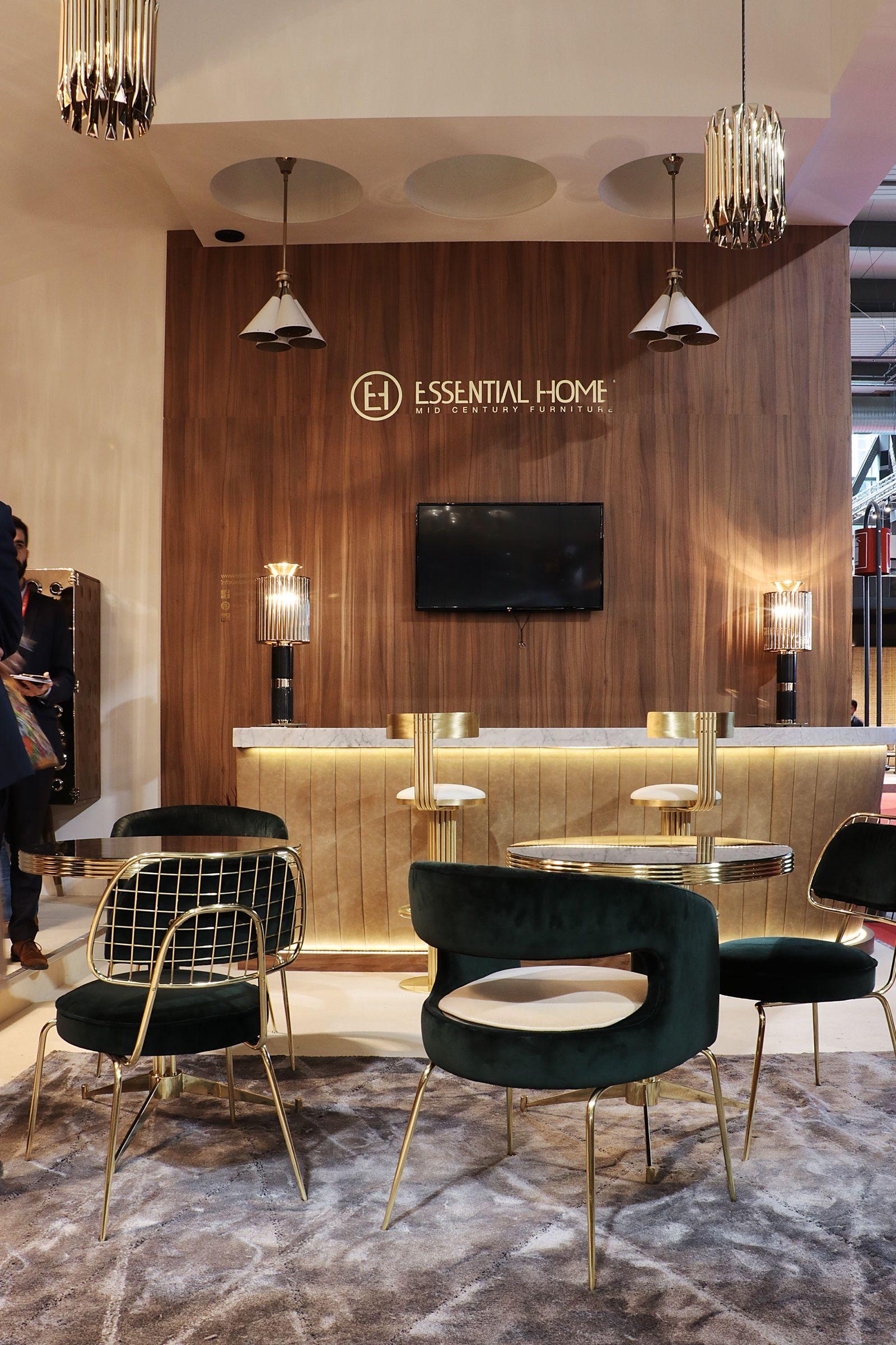 See The Best Brands At Isaloni 2017 Restaurant Interior Design