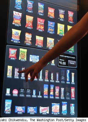 Why Diji-Touch's iPhone-Inspired Vending Machines Rule on Cambio