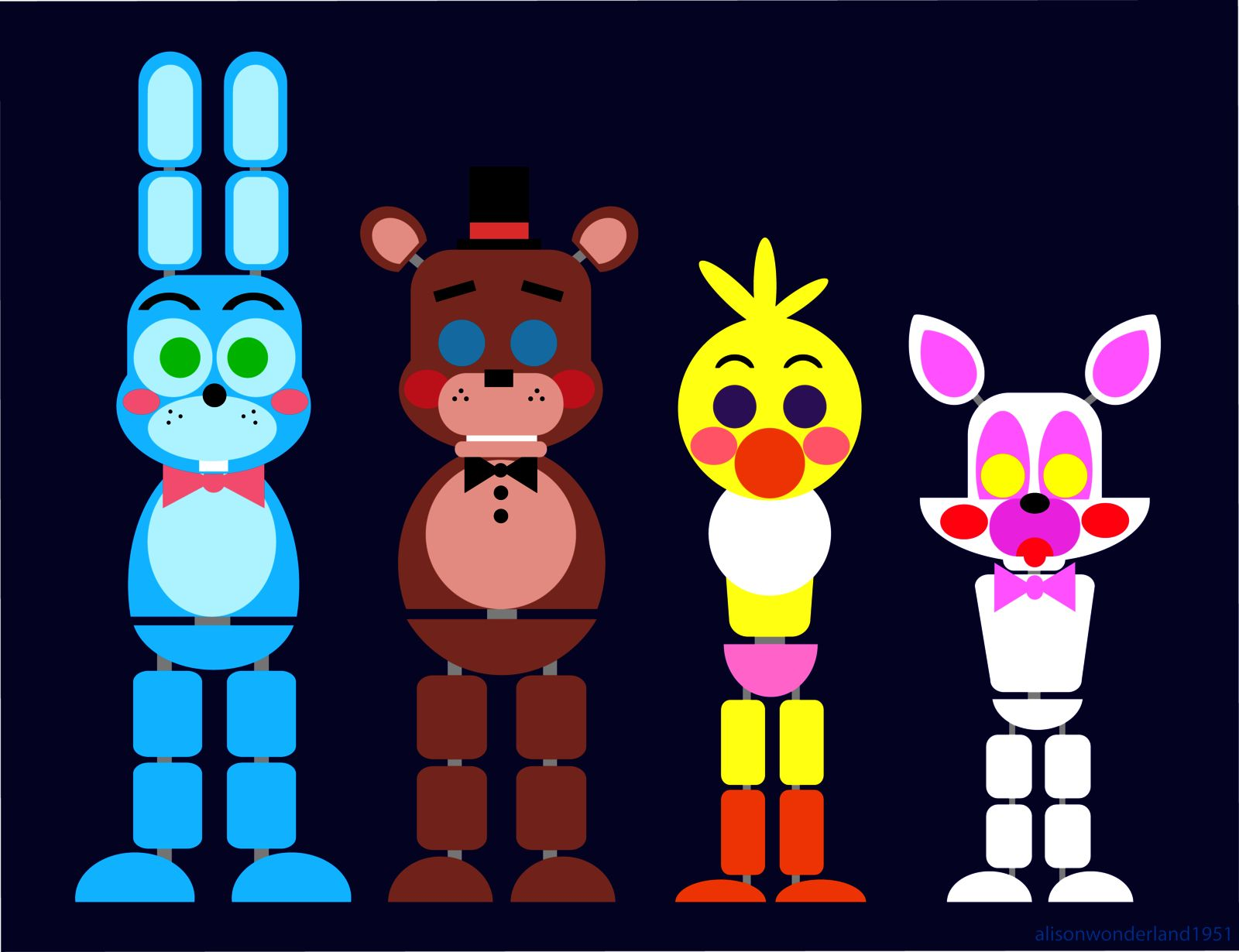Check Out New Fnaf Wallpapers  Httpsitunesapplecom
