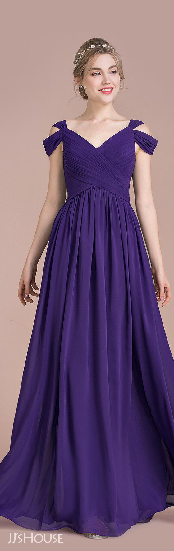 JJsHouse #Bridesmaid | Lilás/Violeta/Roxo | Pinterest | Vestiditos ...