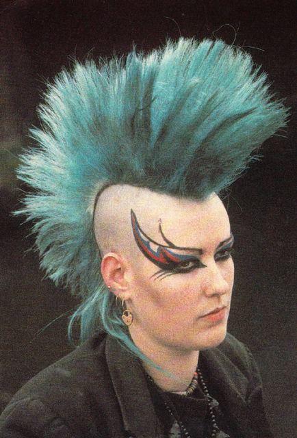 Uk Punk 80 S Punk Makeup Punk Culture Punk Rock Girls