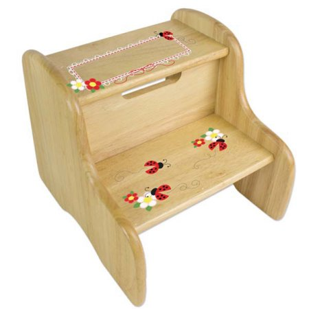 Excellent Home In 2019 Products Stool Ladybug Floral Nursery Ibusinesslaw Wood Chair Design Ideas Ibusinesslaworg