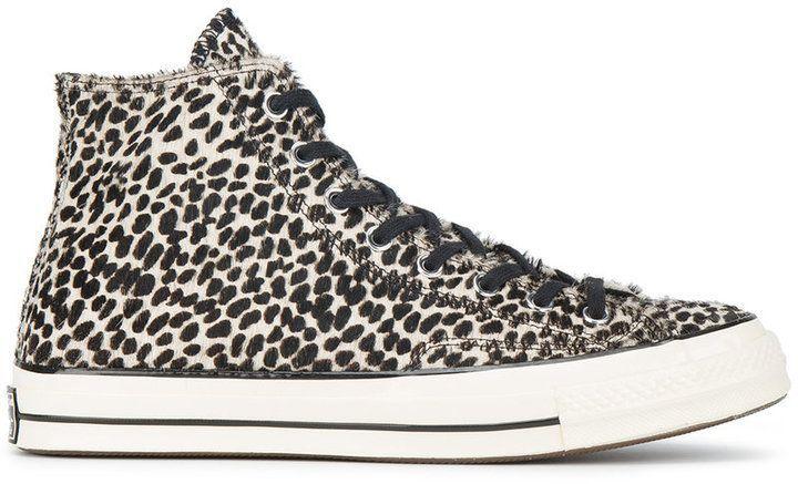 424ad92af575 Converse Chuck Taylor Cheetah hi top sneakers