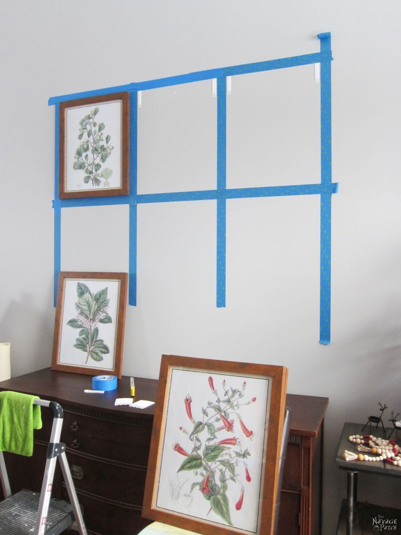 Foolproof Gallery Wall & FREE Botanical Printables! - The Navage Patch