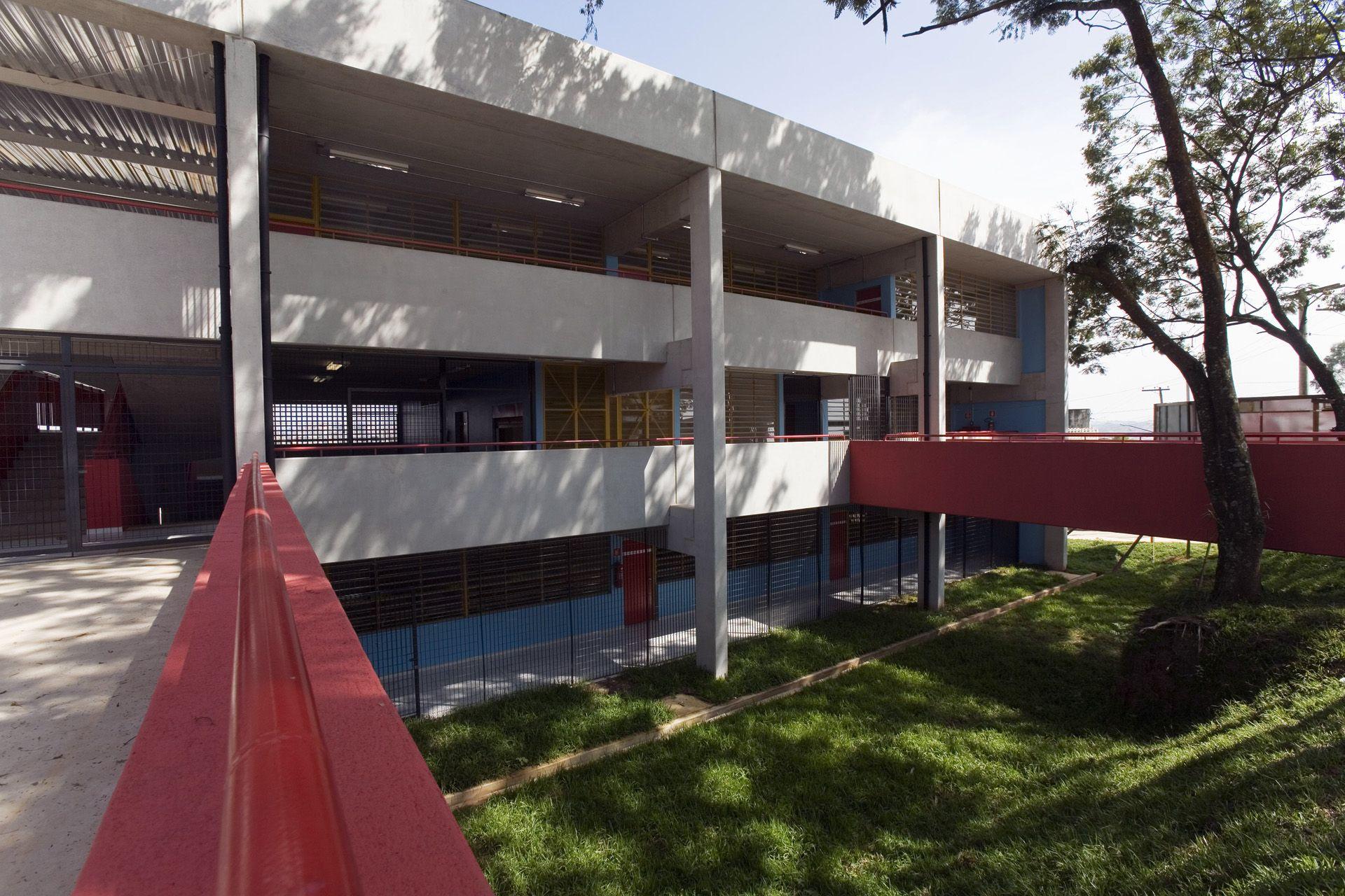 Galeria - FDE - Escola Parque Dourado V / Apiacás Arquitetos - 40