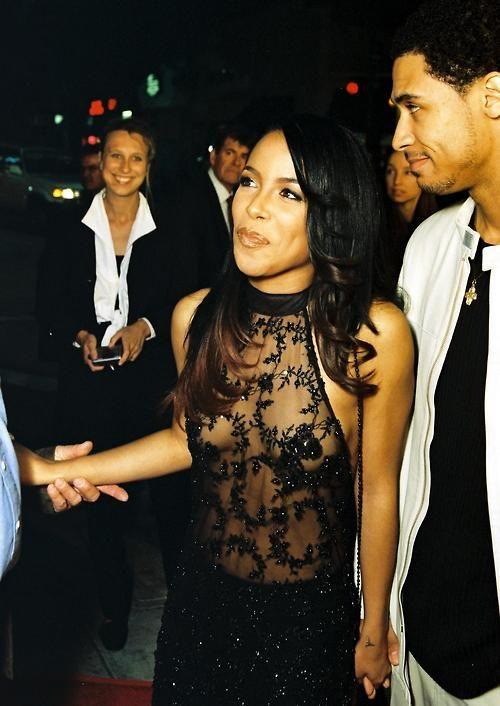 Aaliyah…