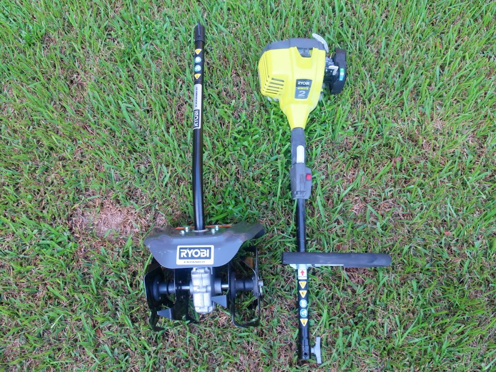 Ryobi Cultivator Attachment Review Tools Pinterest 30 Amp Load Center Wiring Diagram