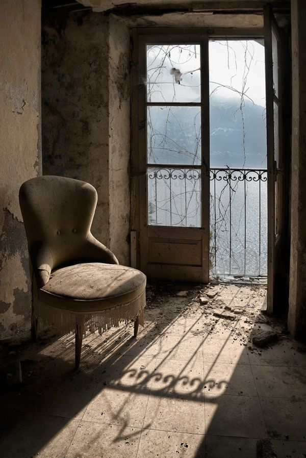 50 gorgeous photos of abandoned places - Bleaq