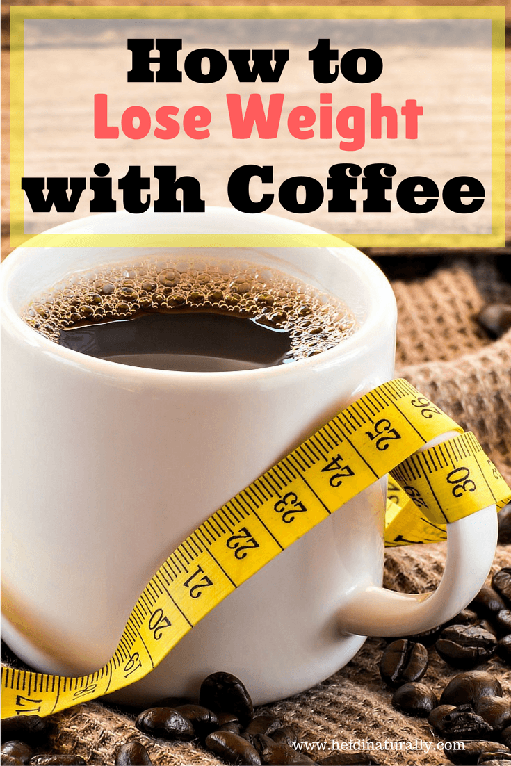 Can you lose weight with coffee