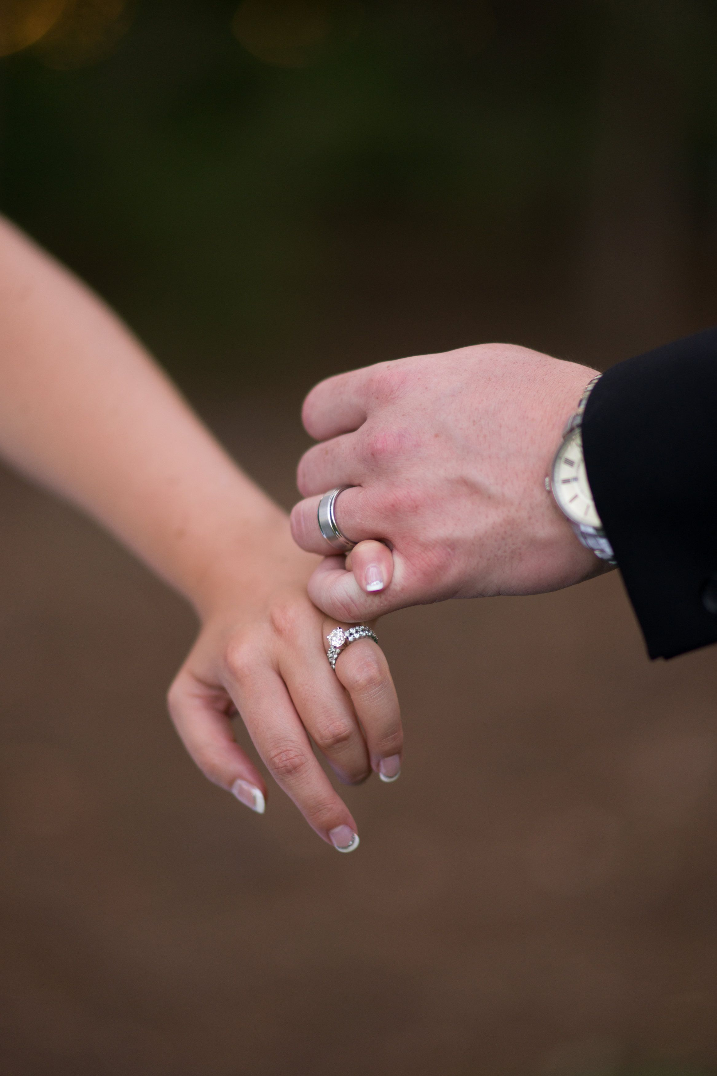 A pinky promise photo! Show off your wholesale diamonds on your ...