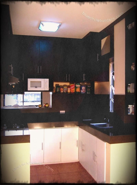 spaces small space kitchen cabinet design cavite philippines rh pinterest com