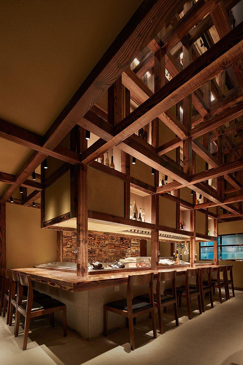 Yoshimasa Tsutsumi S Restaurants In Chengdu Draw From