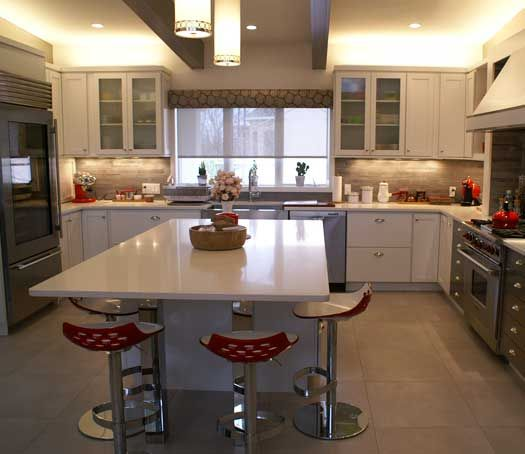 Kitchen Remodel In Brooklyn, NY. Designed By Modern Kitchen And Bath Design  Center In
