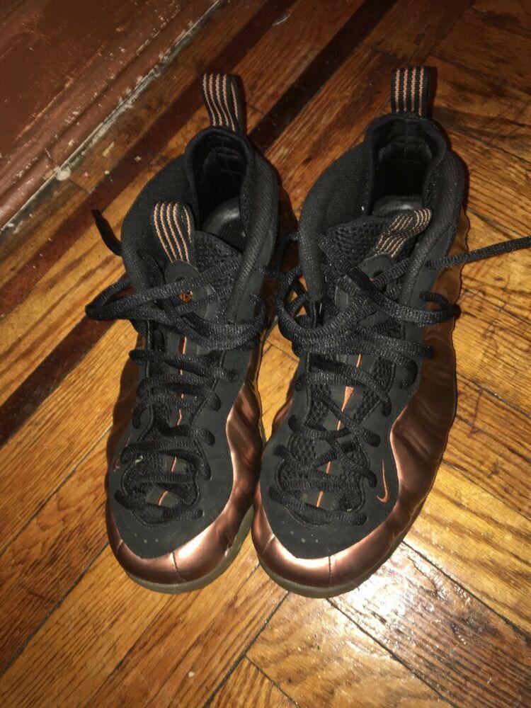 2dcc238a094a9 Nike Men s Air Foamposite One Copper Black Sz 8.5  fashion  clothing  shoes   accessories  mensshoes  athleticshoes (ebay link)