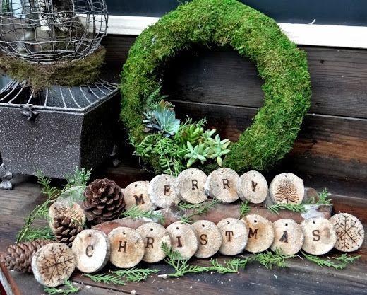 ...a quiet life...: garden advent dec 7th~