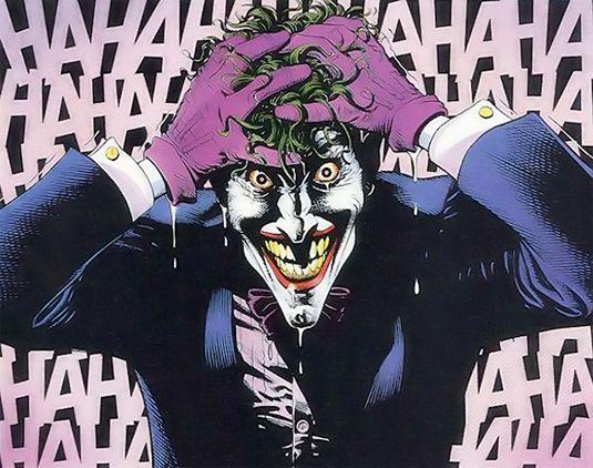 The Joker - brian bolland