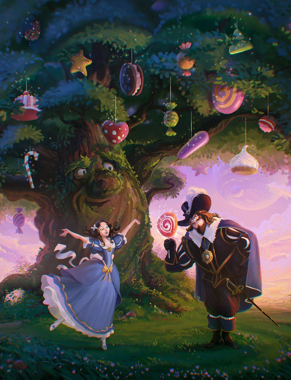 The Art Of Animation, Sergey Sezonov -...