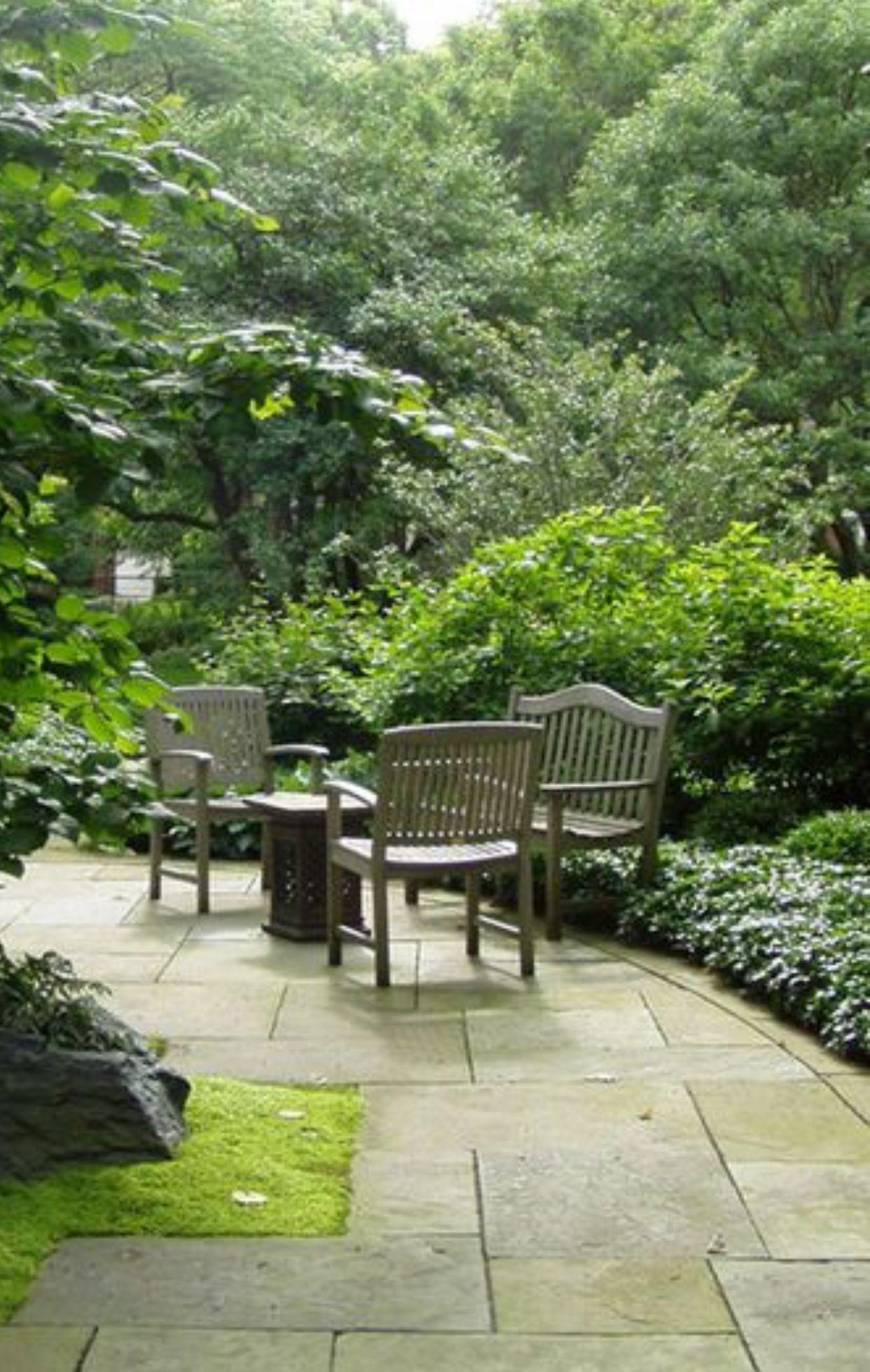 Pin By Oscar Cardenas On Landscaping Small Patio Garden Cottage Garden Backyard