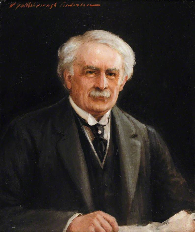 David Lloyd George Welsh Speaking Only Prime Minister