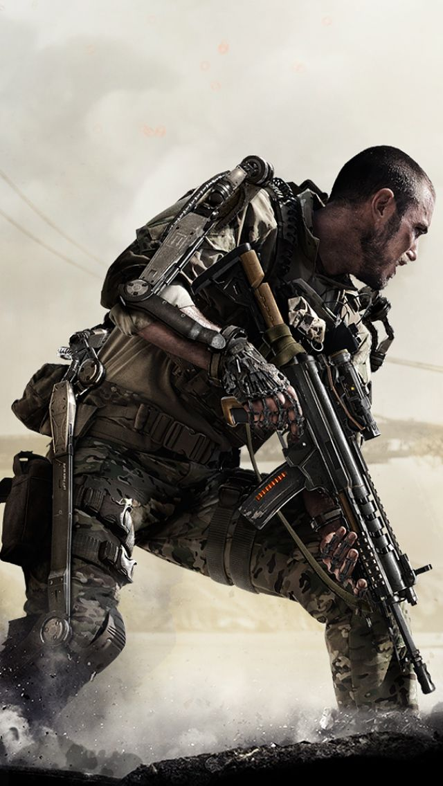 IPhone 5S, 5C, 5 Call of duty Wallpapers HD, Desktop ...