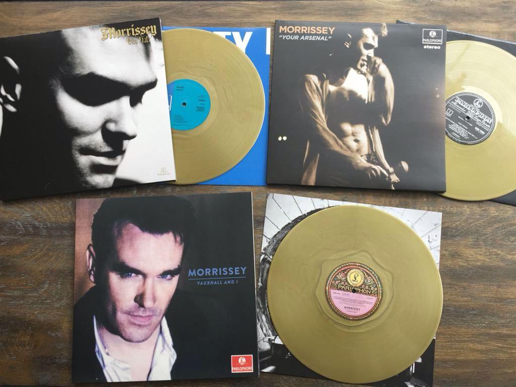 Morrissey Vauxhall And I Vinyl