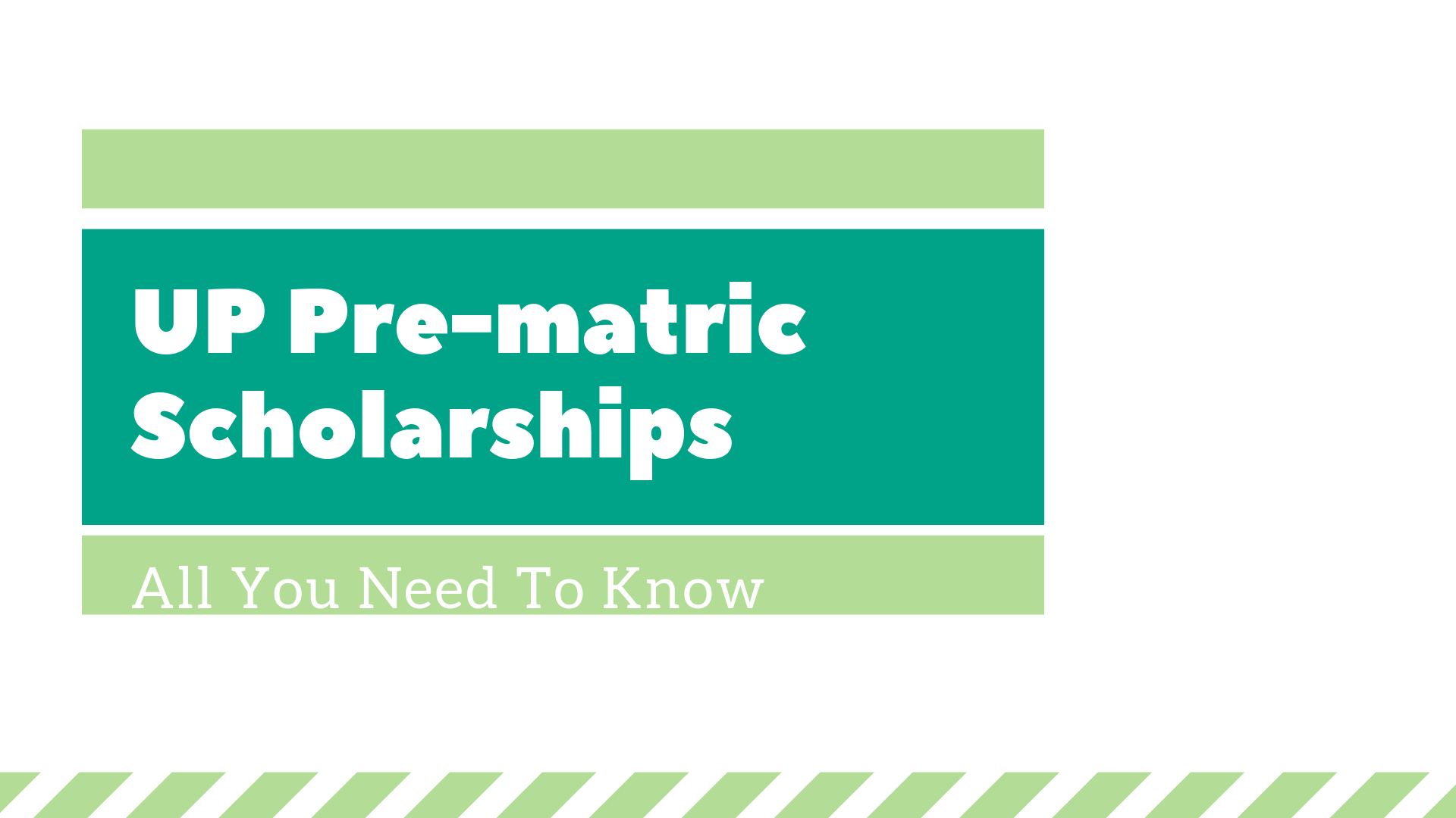 Up Pre Matric Scholarships In Uttar Pradesh Are For Students Who Are Studying In Class 9 And 10 Scholarships International Scholarships Key Dates