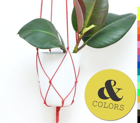 blumentopfhalter selber bauen, blumentopf halter pflanzenständer küche ferrari von hallodribums, Design ideen