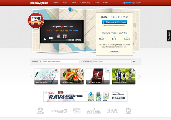Map Your Bike Route Online Or Via The Map My Ride App Httpwww - Map my bike ride