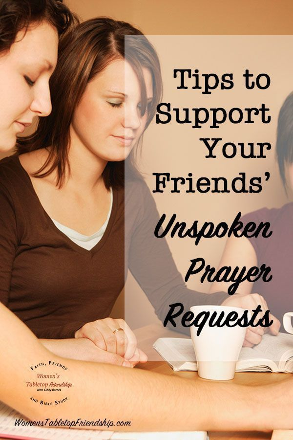 Are Unspoken Prayer Requests Biblical? | Healthy ...