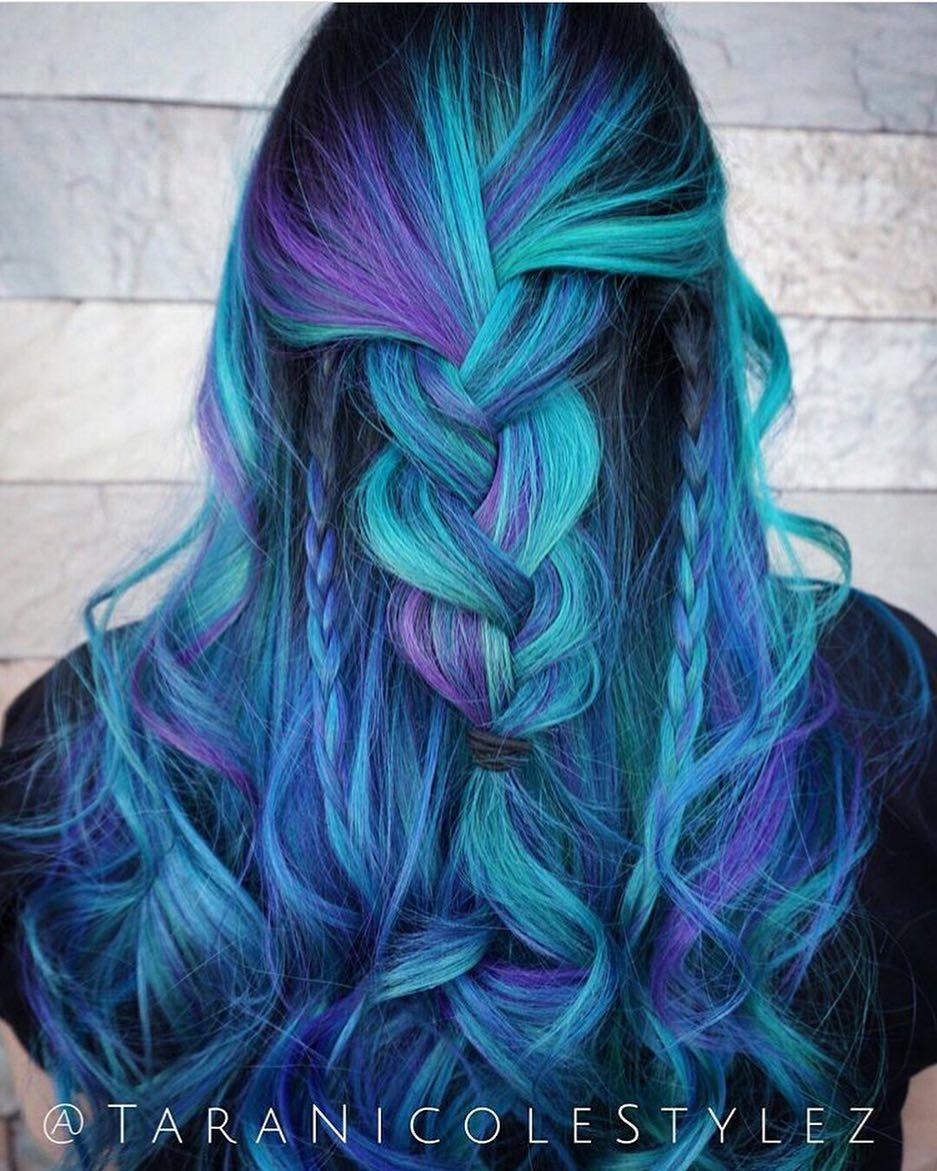 11 9 M Gostos 42 Comentarios Pulp Riot Hair Color Pulpriothair