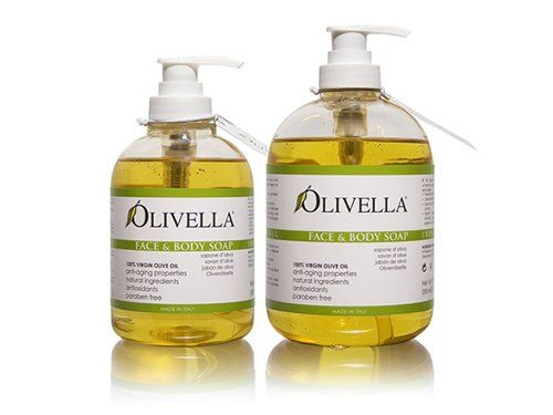 Olivella Liquid Olive Oil Soap 169 Oz 12 Unit -- Learn more by visiting the image link. (Note:Amazon affiliate link)