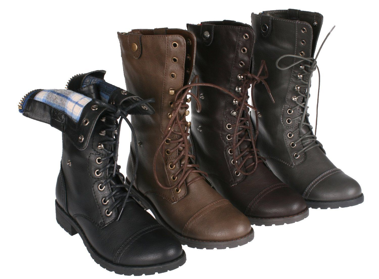 Combat Womens Boots - Cr Boot