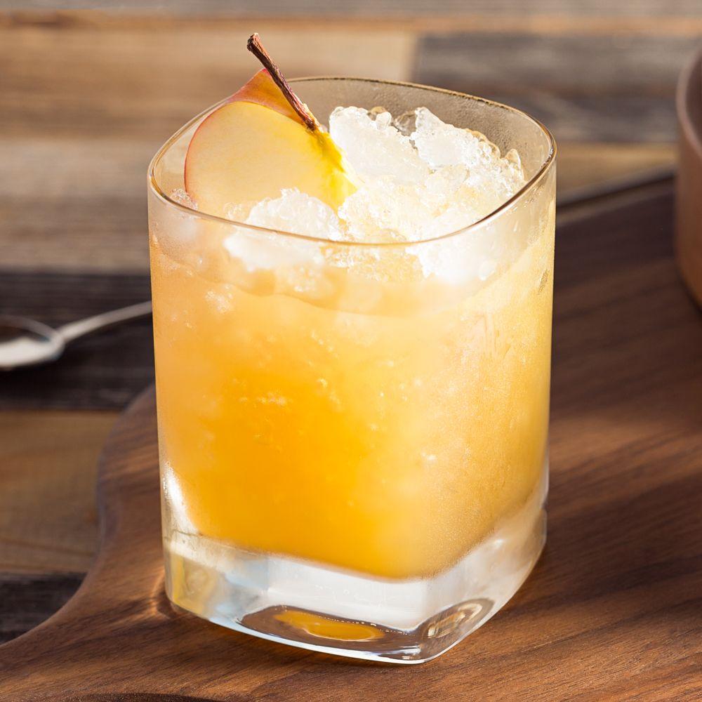 Bourbon Cider Sour