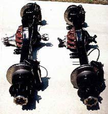 "Differential Engine Winter Haven, FL 9"" Inch Tandem's"
