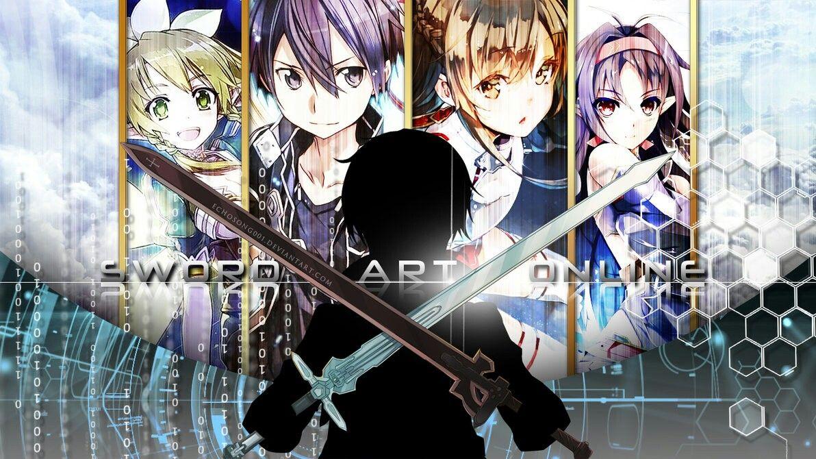 Sword Art Online II Full HD Wallpaper And Background