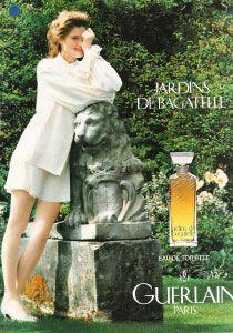 Guerlain Jardin De Bagatelle Parfums Beaute Parfum