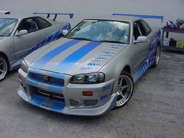 Fast And Furious Cars Fast And Furious Cars Hot Import Tuner - 2 fast 2 furious cars