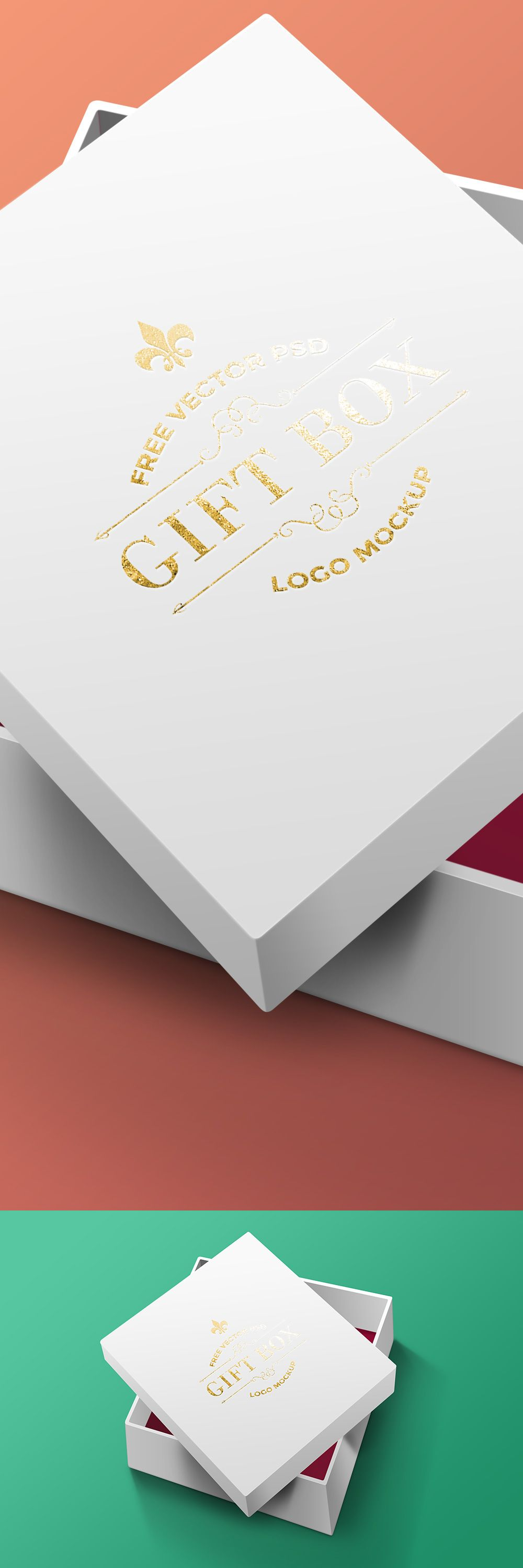 Gift box psd free download mockup free photoshop and free gifts youve looking for gift box psd mockup then youve found it check it out get the result you want negle Images