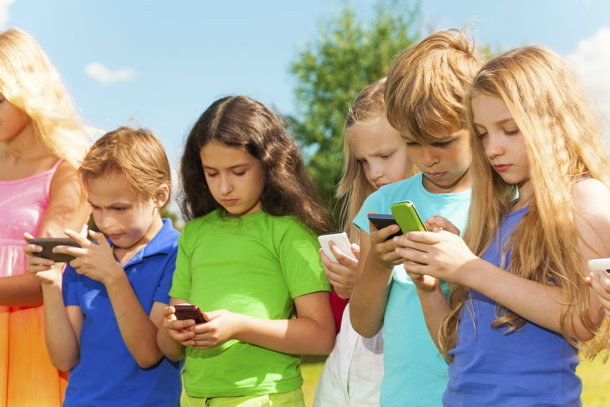 Stats On Kids And Phones Kids Amp Tech The Evolution Of