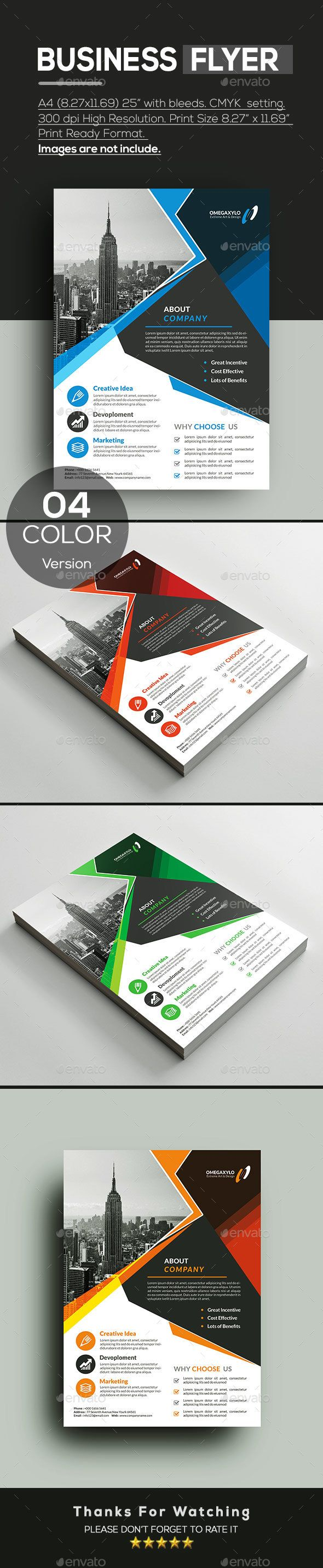 business flyer print templates flyers corporate to make this pin