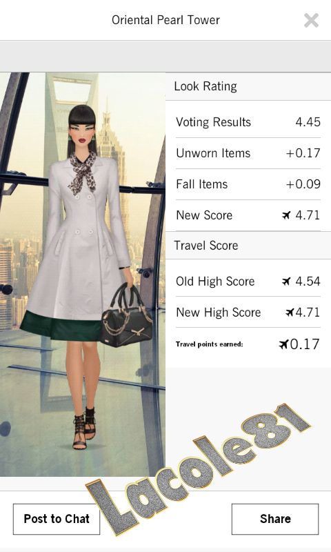 Best look #2 for Architecture Tour in Shaghai: Oriental Pearl Tower #covetfashion #covetjetsets