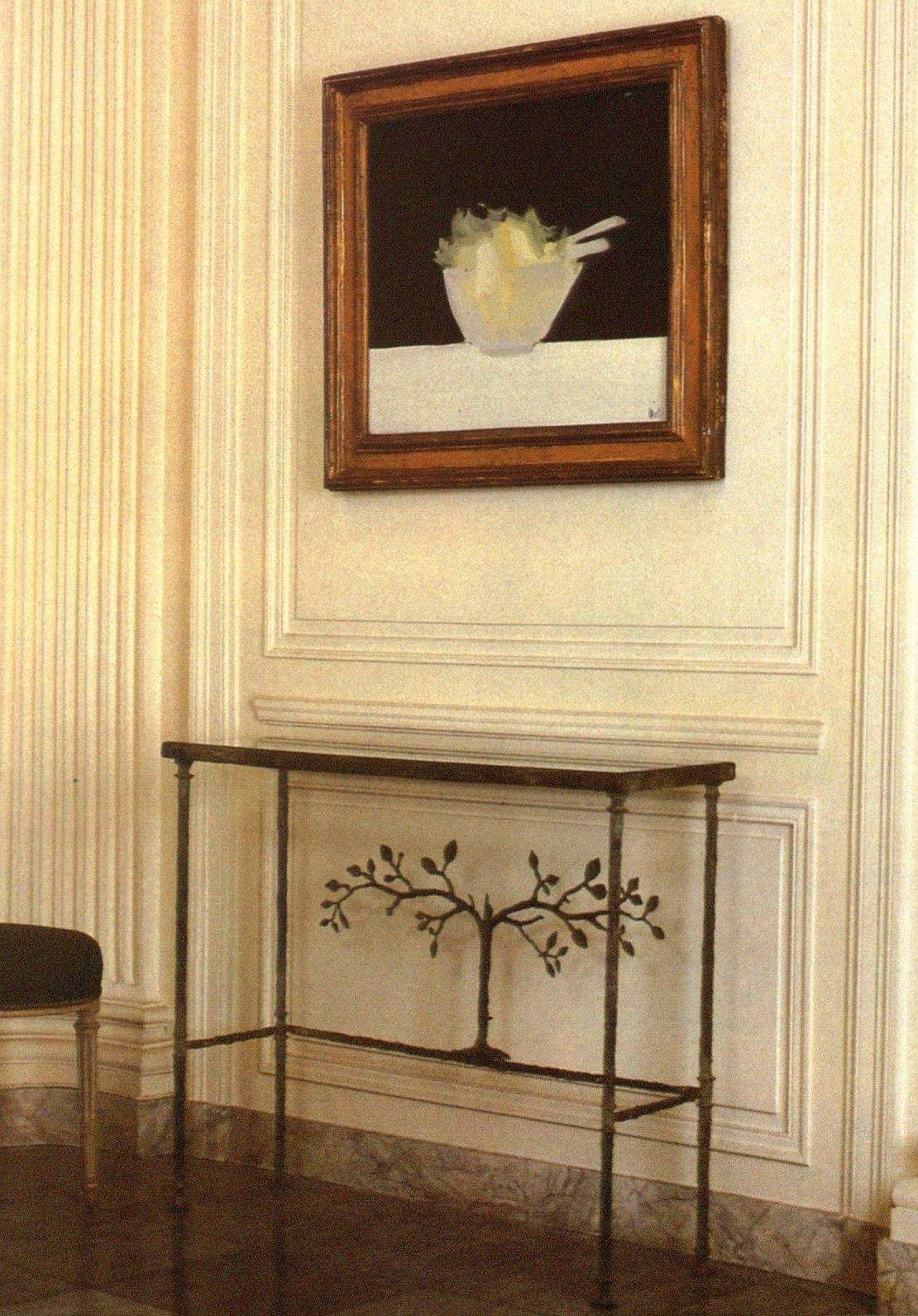 Diego Giacometti - beautiful detail on the side table | DECOR ...